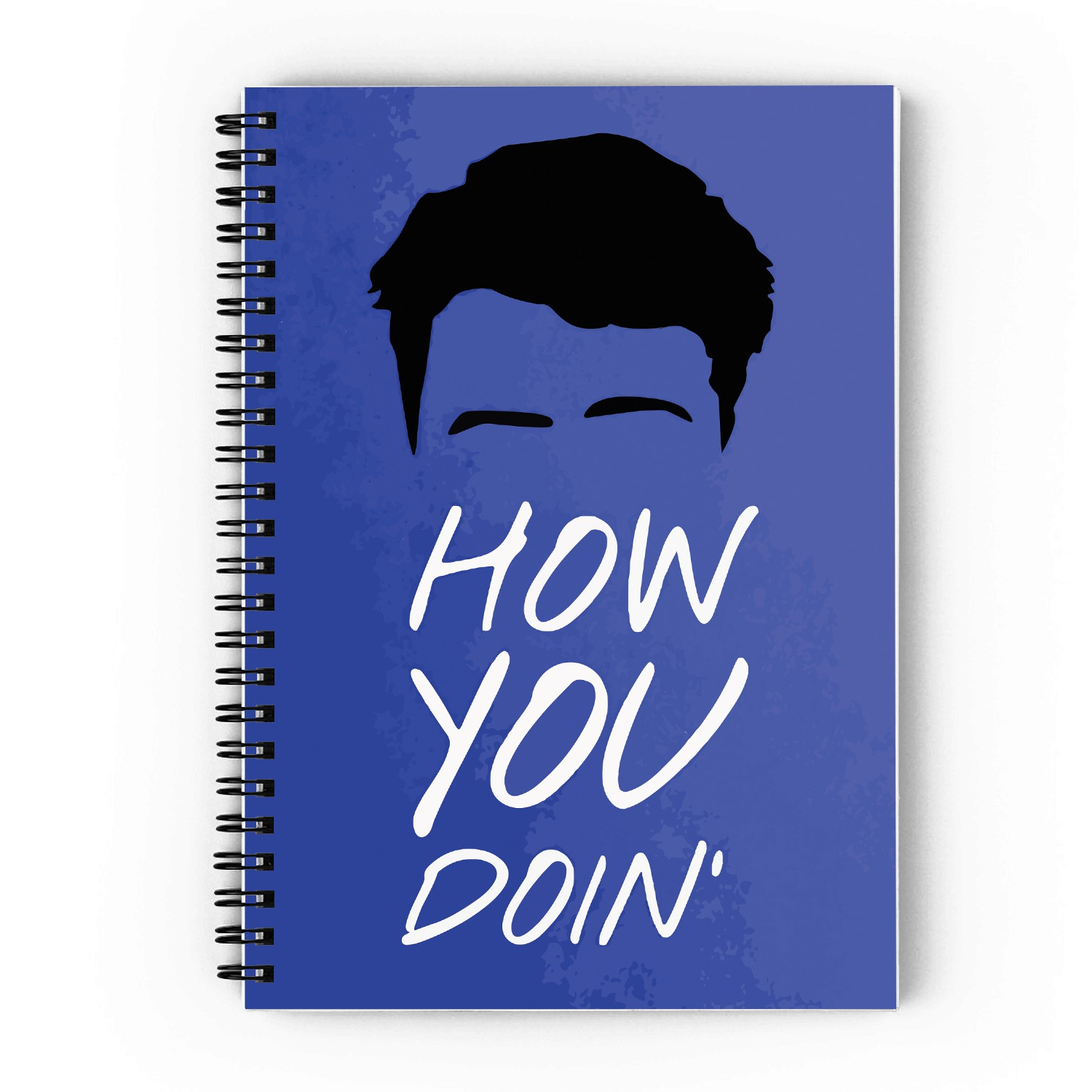 How You Doin Spiral Notebook